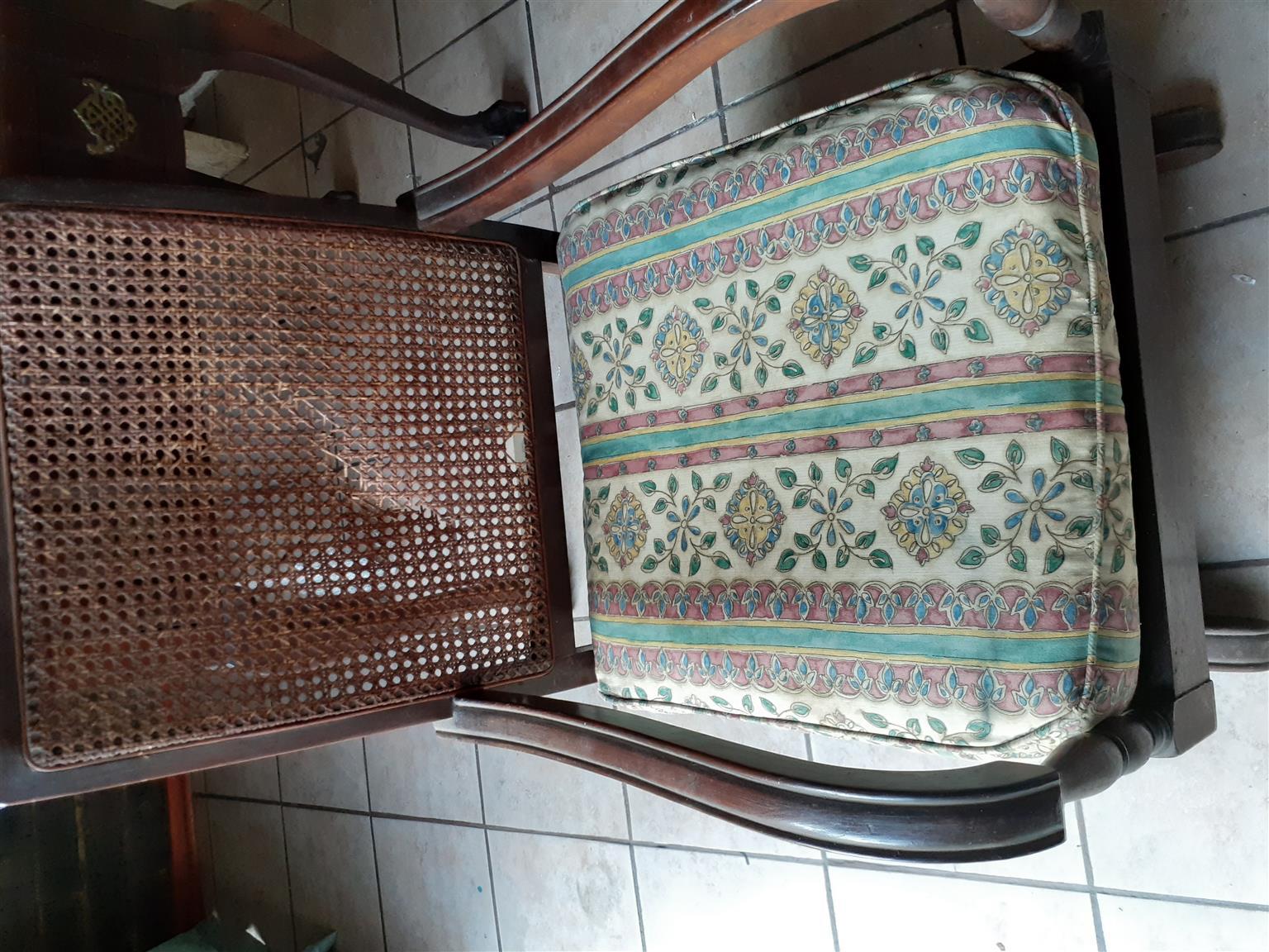 Antique/Vintage wooden rocking chair