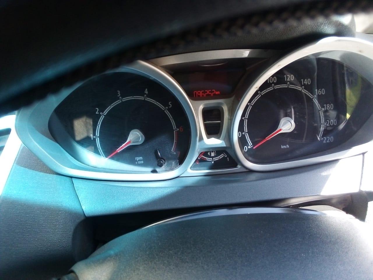 2009 Ford Fiesta 1.4 5 door Trend