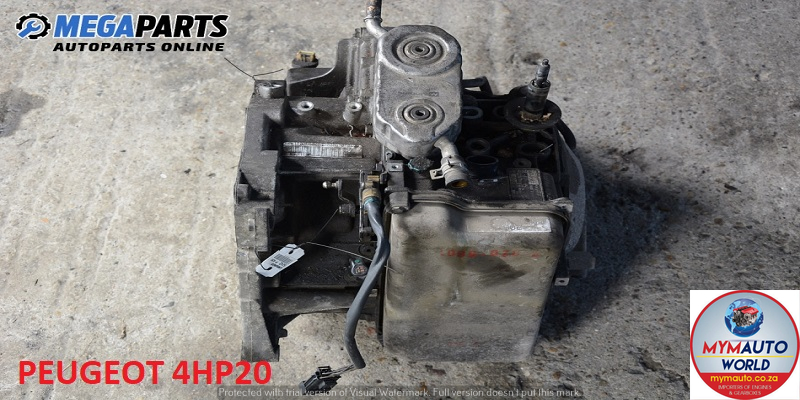 PEUGEOT 4HP20 GEARBOX FOR SALE
