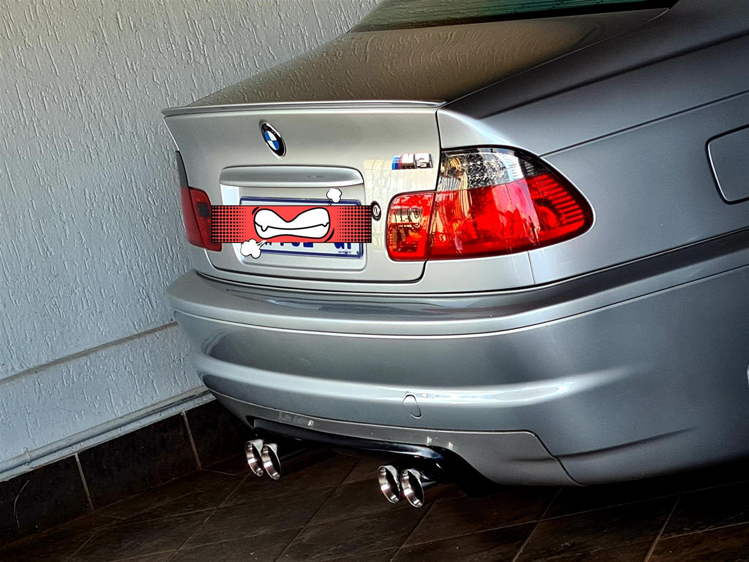 2003 BMW M3 Competition