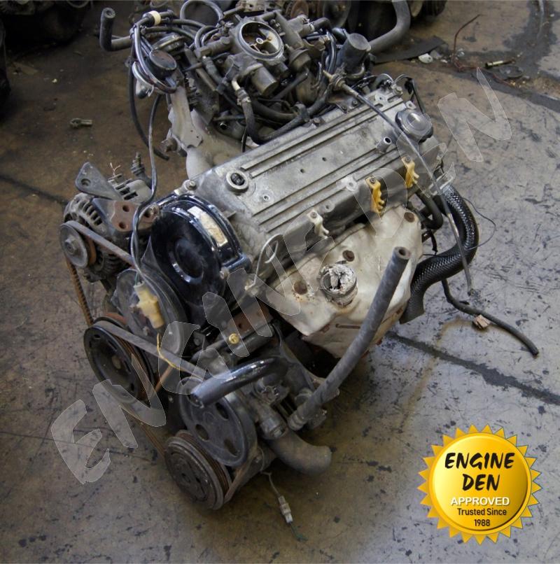 FORD/MAZDA 323 1.6 B6 USED ENGINE