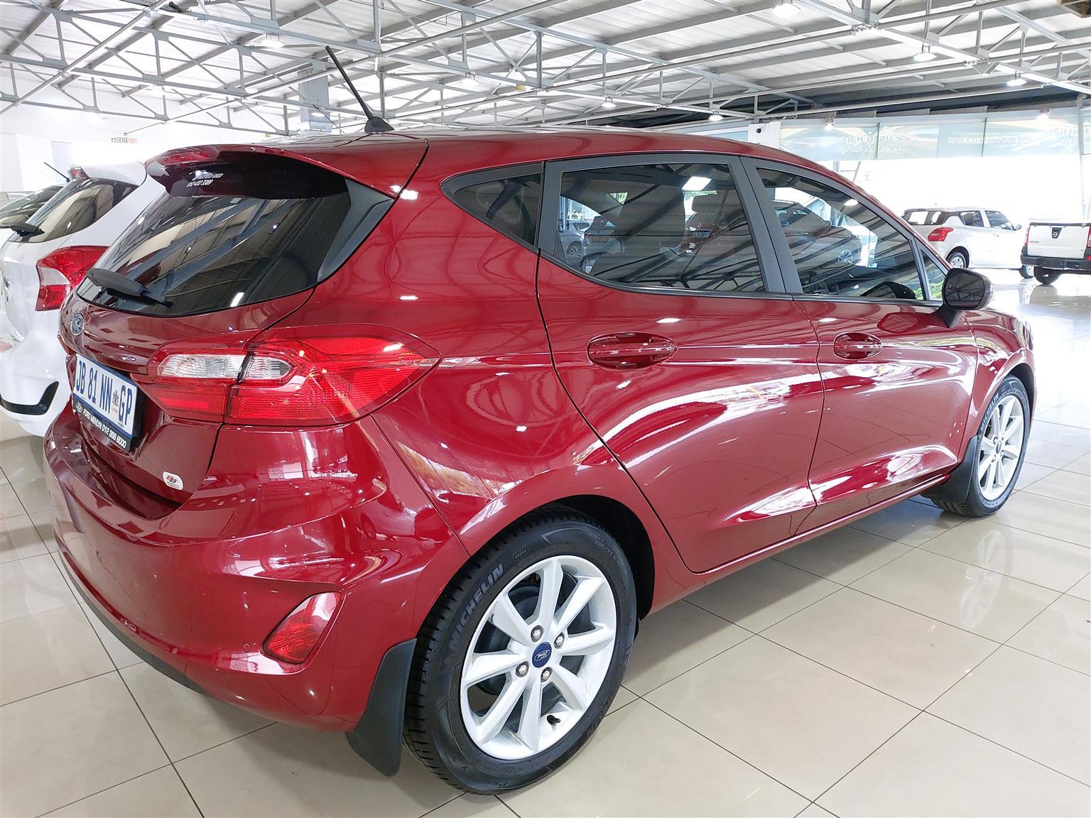 2019 Ford Fiesta 5 door 1.5TDCi Trend
