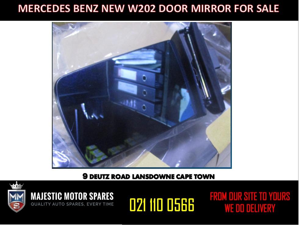 Mercedes Benz w202 door mirror base for sale