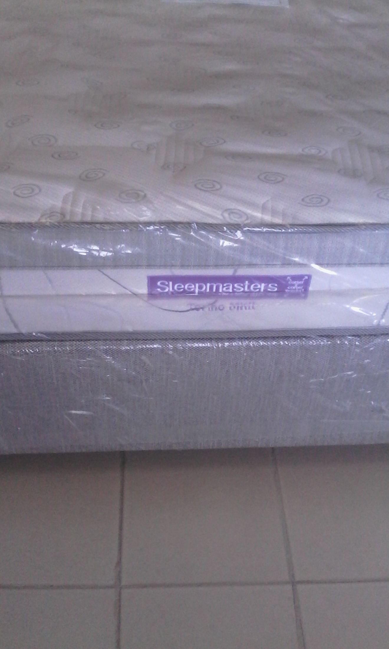 New 3/4 Size Restonic/Edblo/Sleepmasters/Comfy Max/Sealy Beds from R2299
