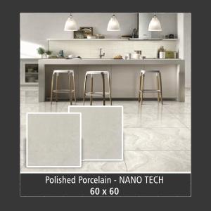 Tile : Glazed Matt/Polished Porcelain