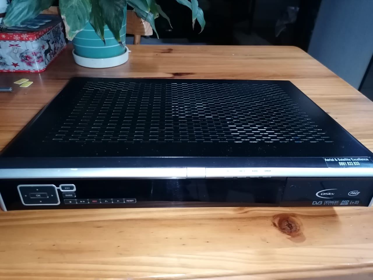 DSTV Decoder TDS 850 IMC
