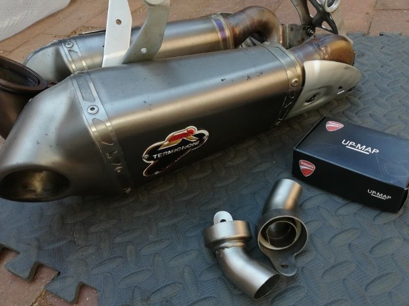 Ducati 1199/1299 Termignoni Slip ONS for sale