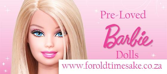 Loads of pre loved Barbie Dolls