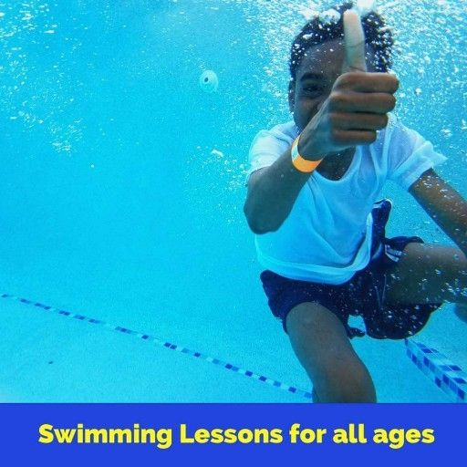 Swimming Lessons - Learn to Swim
