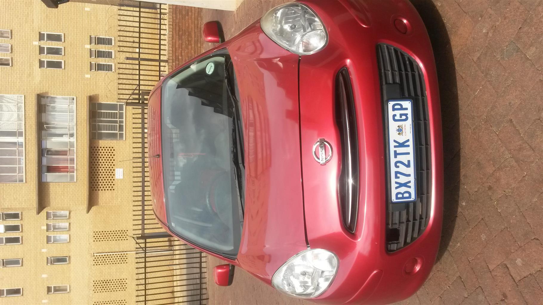 2012 Nissan Micra 1.4 5 door Comfort
