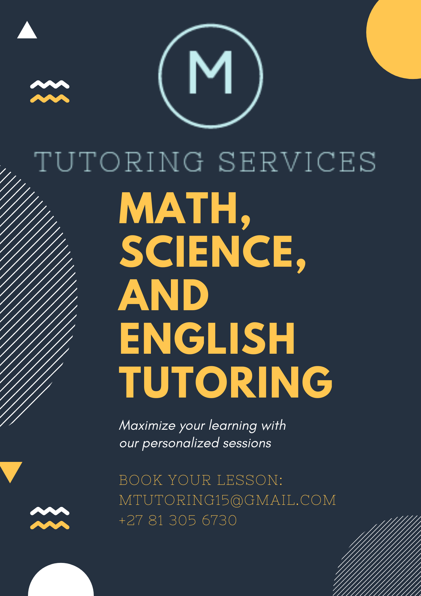 MTUTORING SERVICES