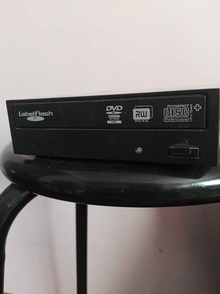 Lable Flash DVD Writer for sale