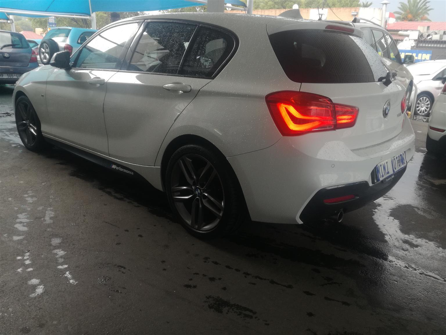 2015 BMW 1 Series 120i 5 door