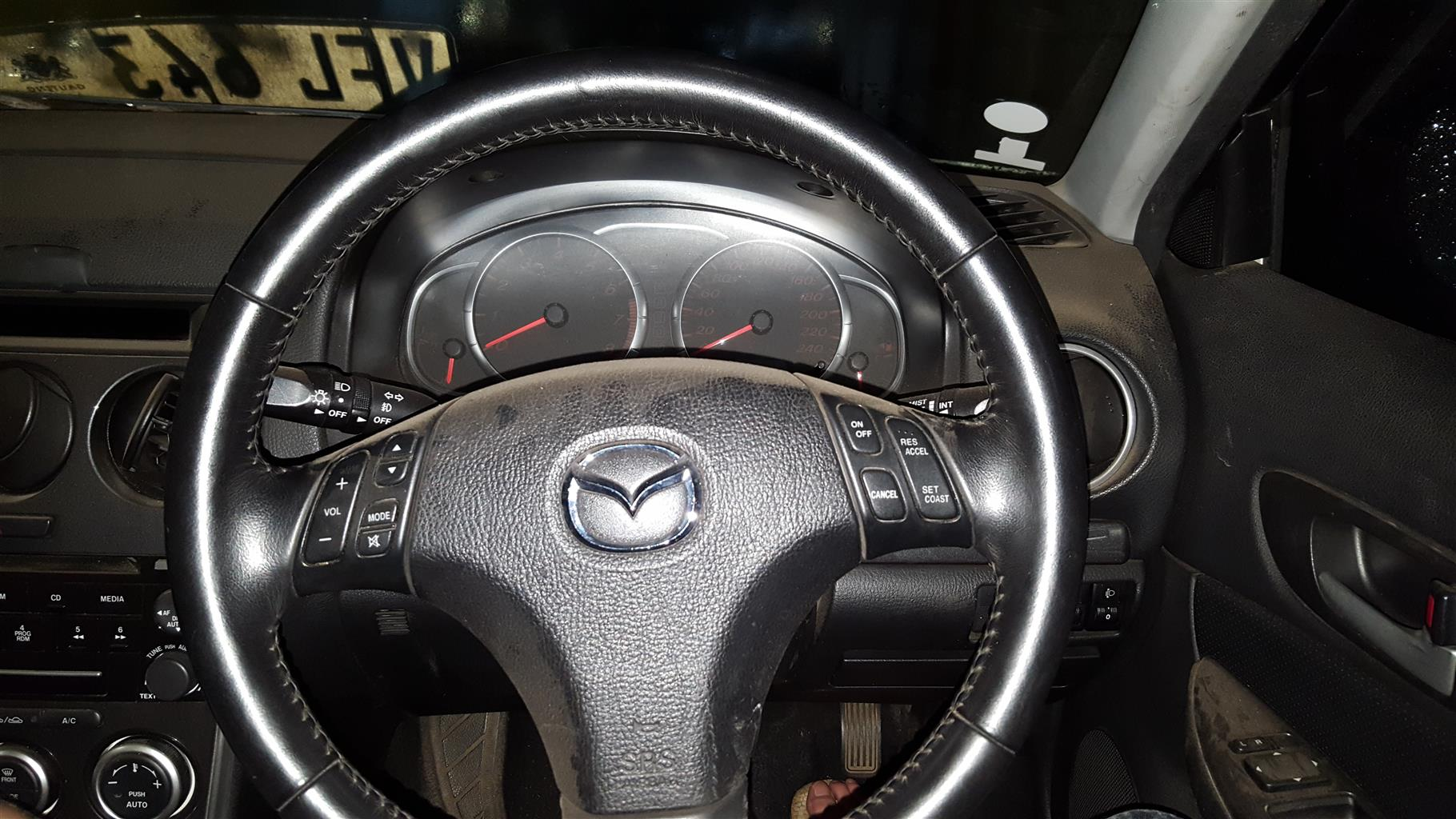 2006 Mazda 6 Mazda 2.3 Sporty Lux Activematic