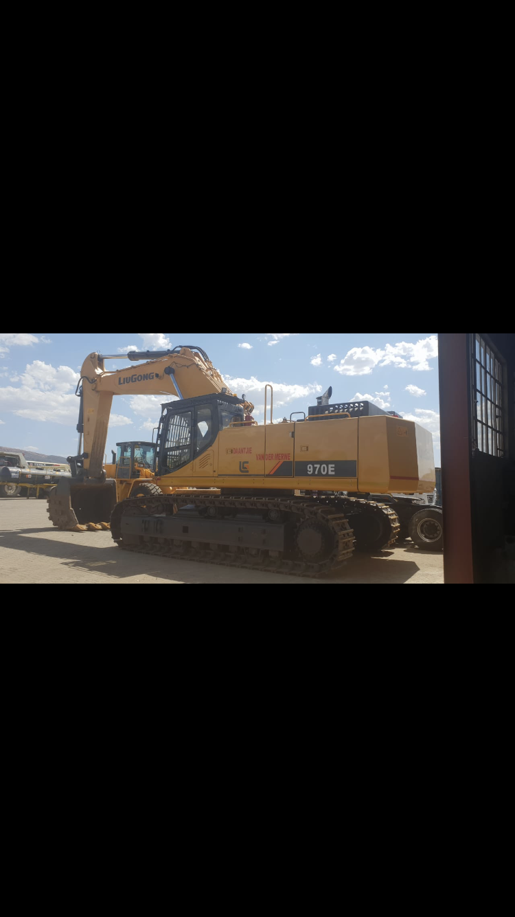 Liugong 70 ton Excavator