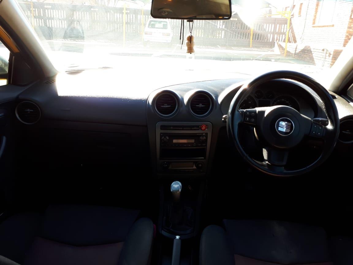 2008 Seat Ibiza 2.0 Sport 5 door