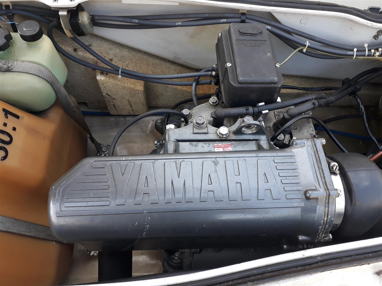Yamaha Wave rider 700