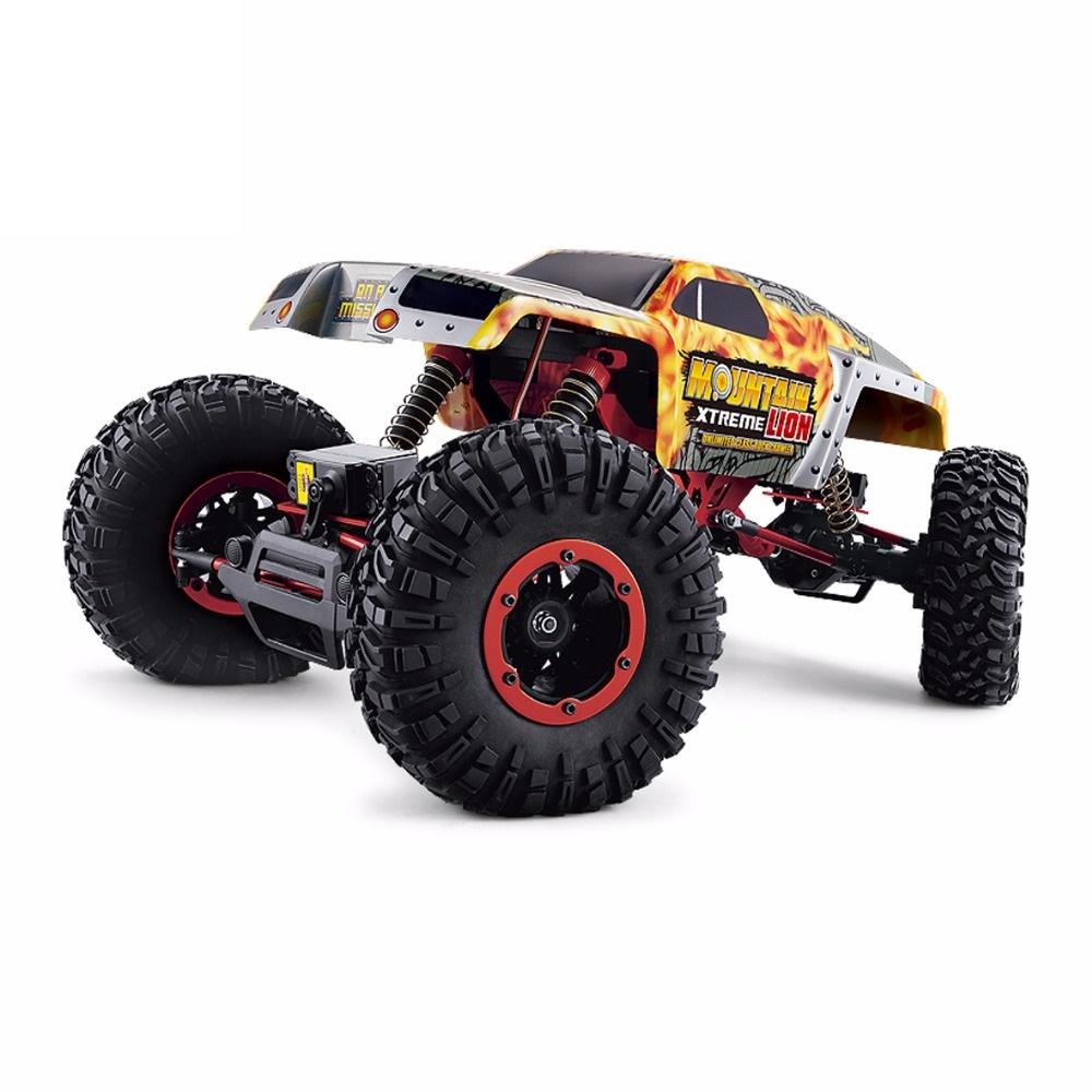 Rc Extreme Mountain Lion Crawler