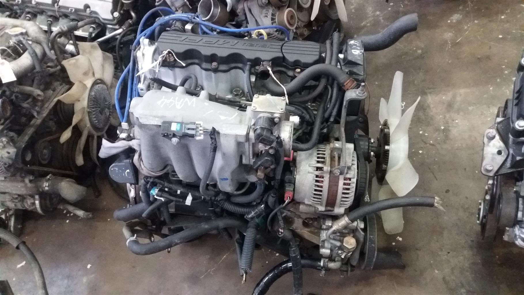 Isuzu KB220 8V Bakkie Engine # T22SED