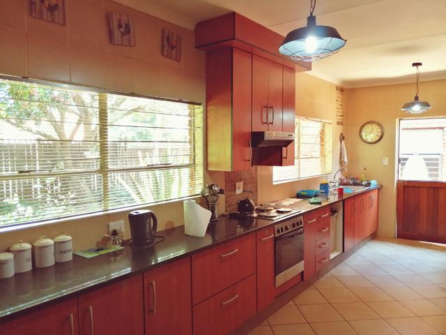 Three bedroom house with granny flat for sale in Pierre van Ryneveld
