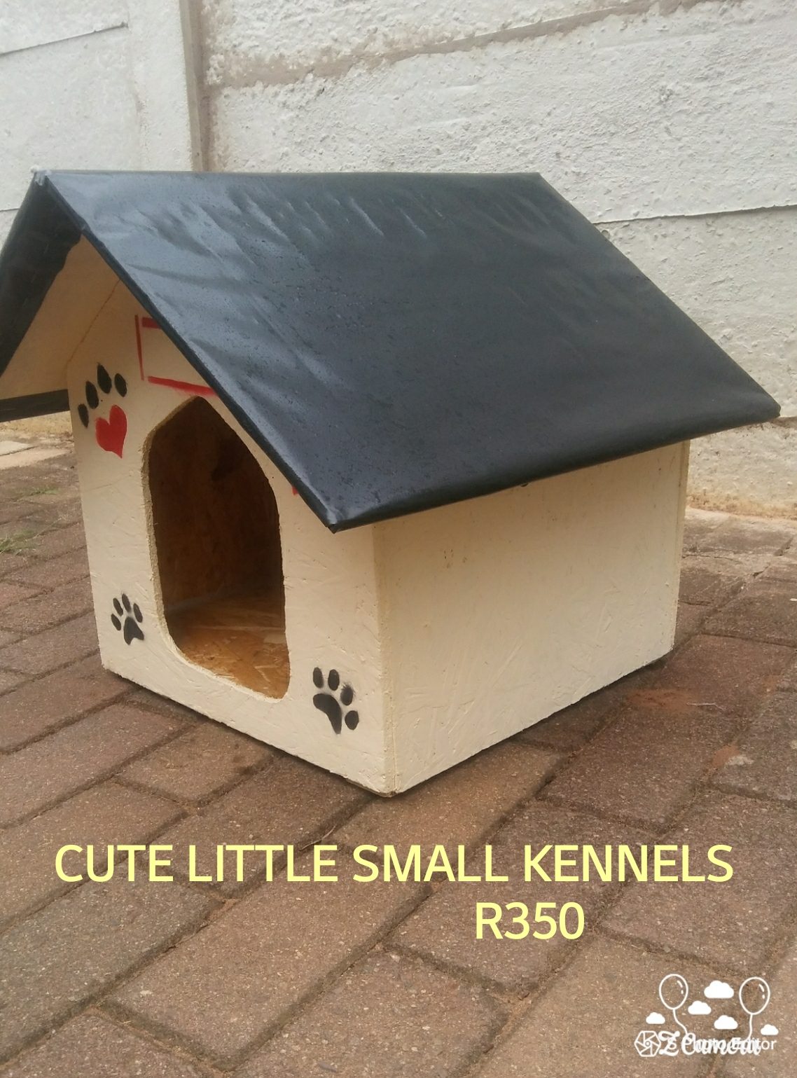 dog kennels. from R350