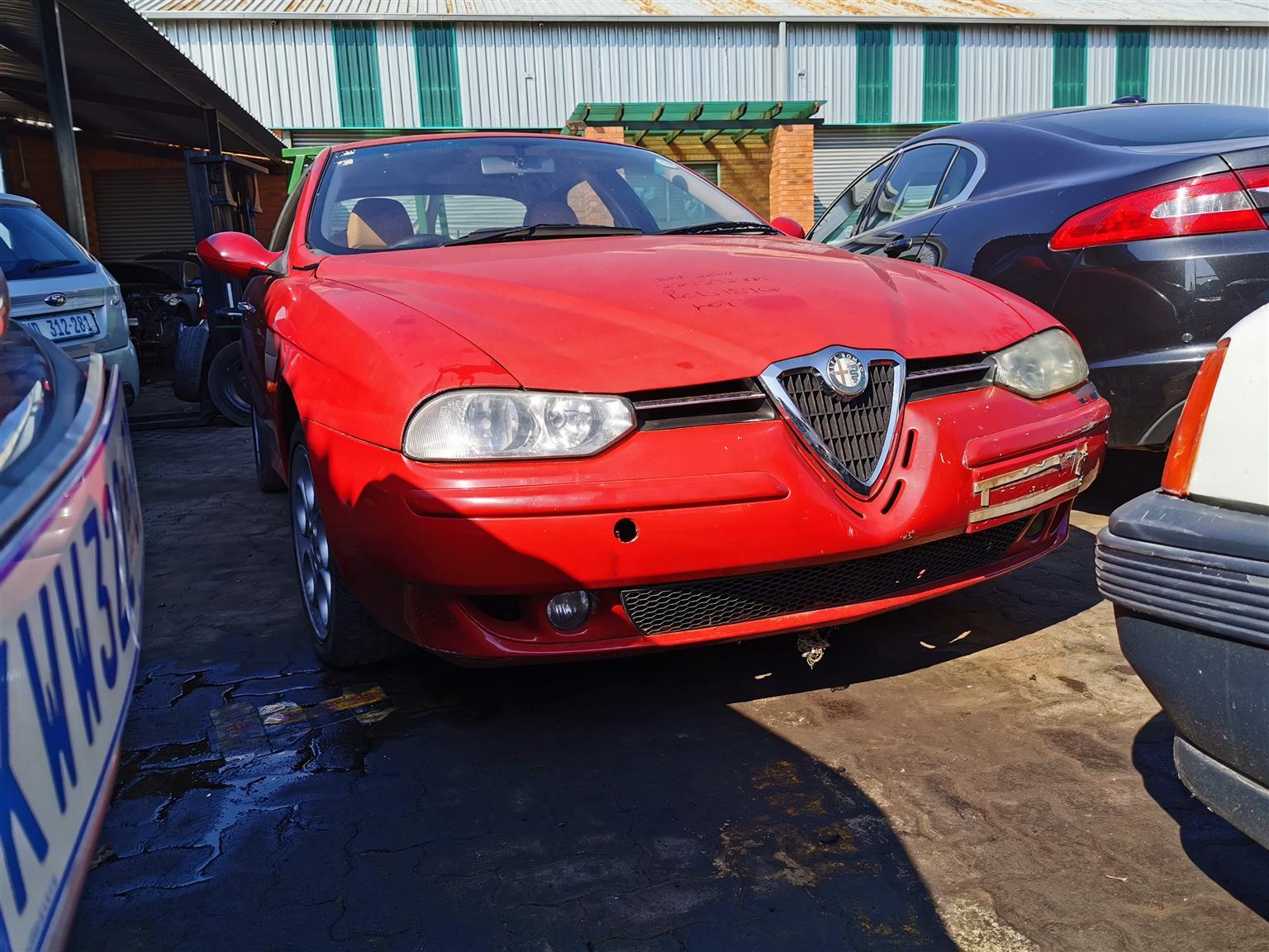 2004 Alfa Romeo 156 2.0 Twin Spark Veloce