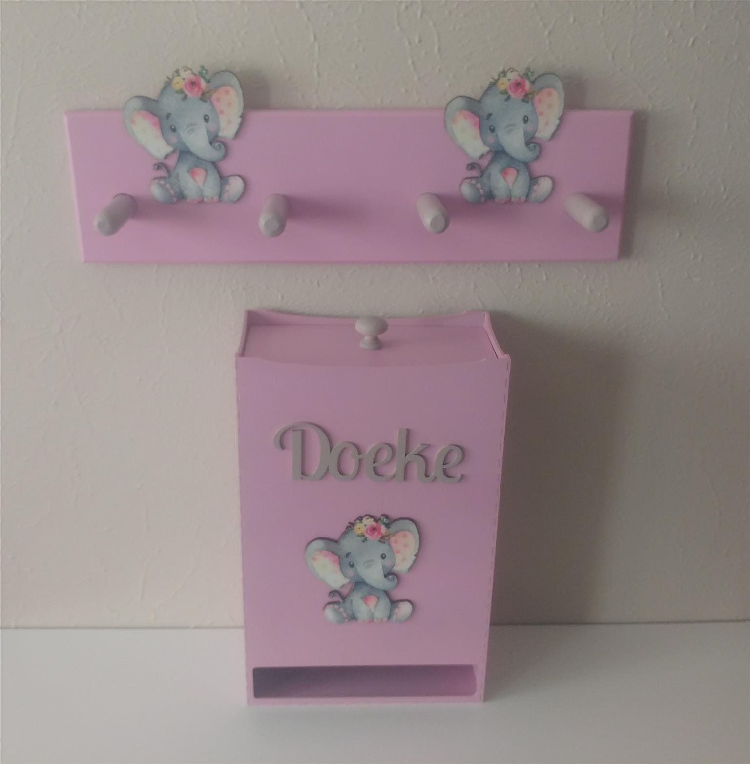 Baby nursary decor