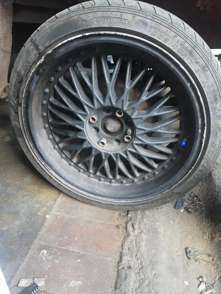 "17"" bbs mags to swop for 14""astra mags"