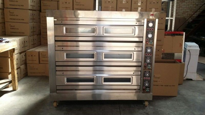 Bakery Equipment Direct From IMPORTER Excellent Quality With WARRANTY