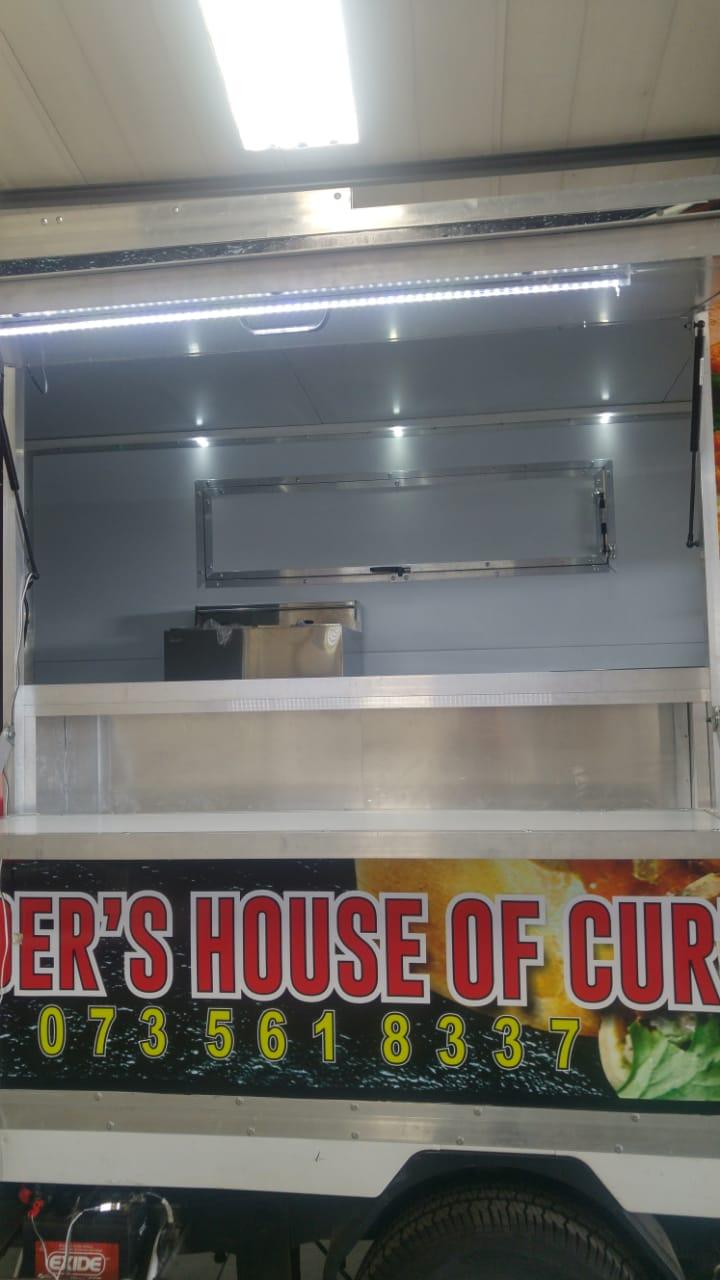 Awesome FOOD TRUCKS For Sale / Kos Trokkies Te Koop