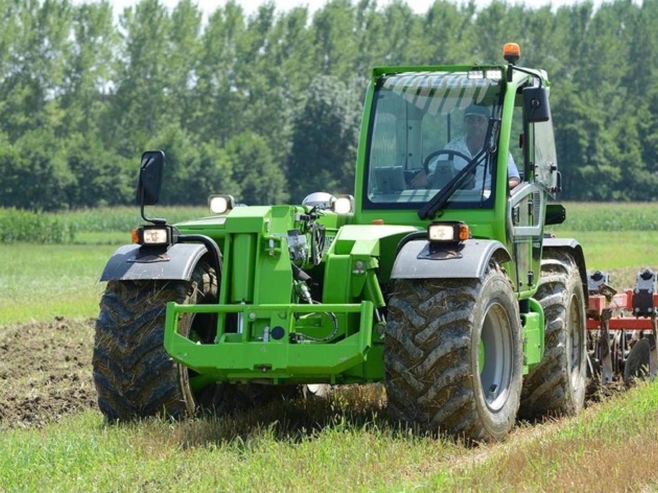 Merlo Multi Farmer
