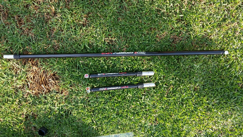 Archery competition equipment