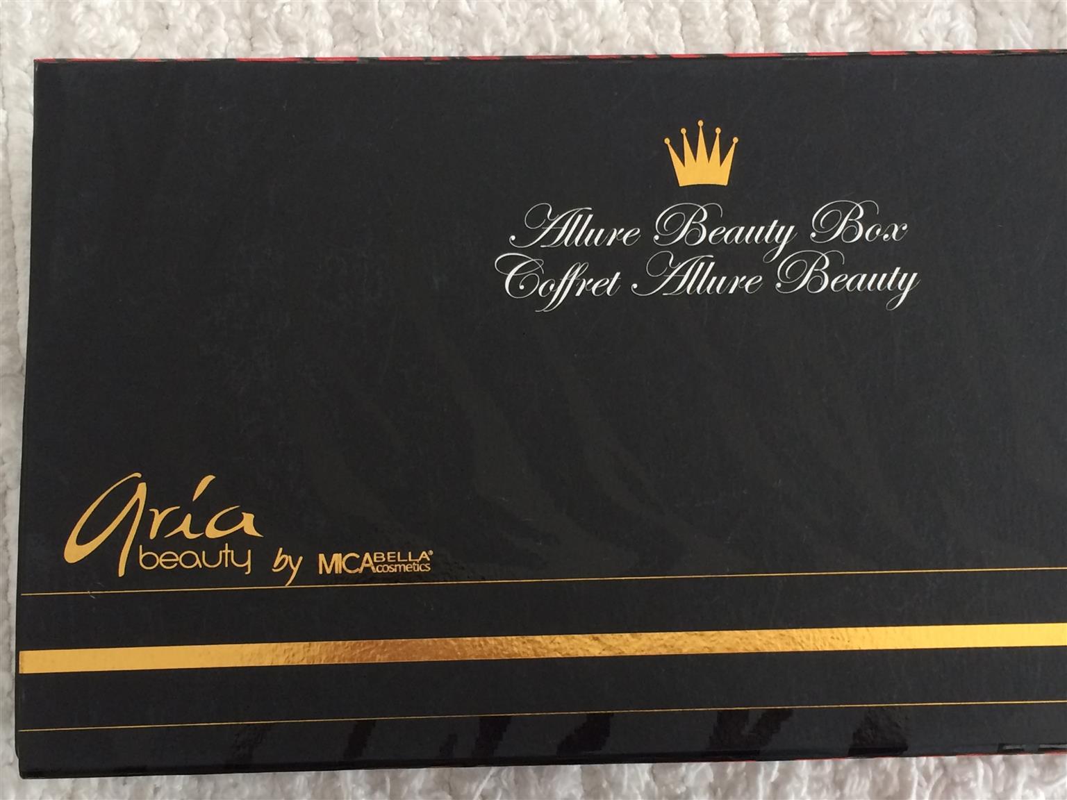 Aria Beauty- Allure Beauty Box