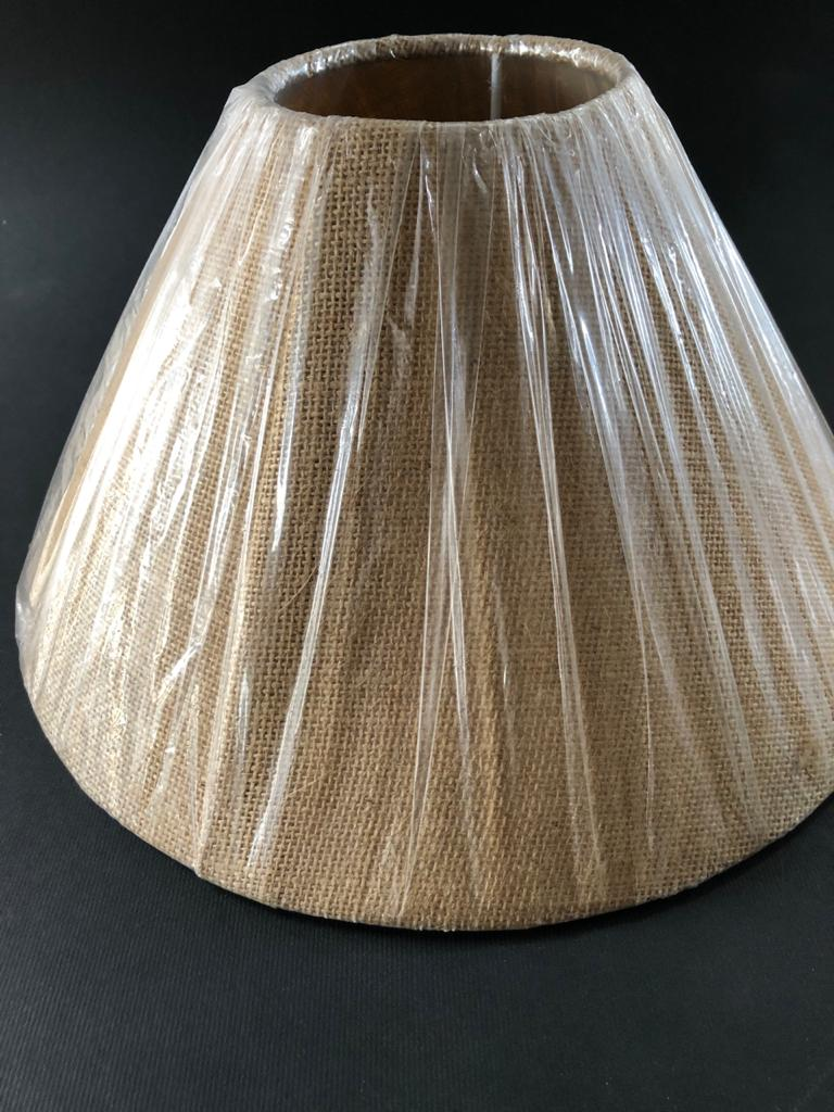 Brand new compact Woolworths lamp shade