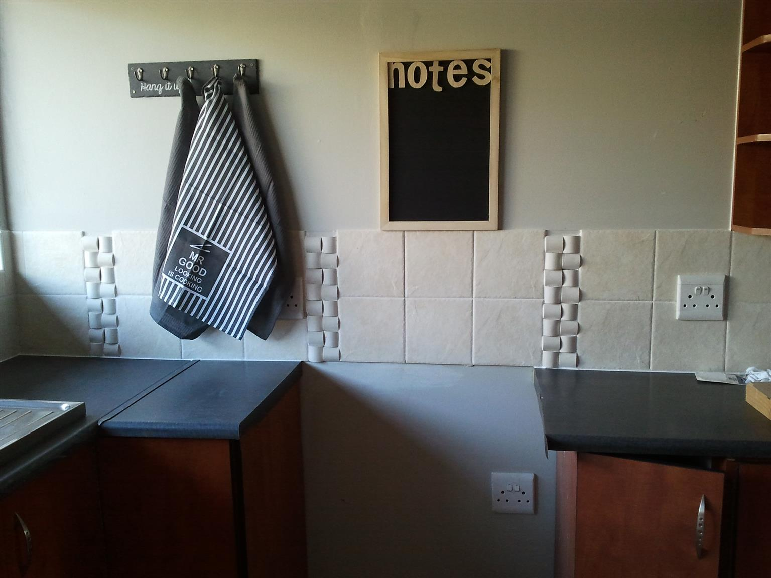 2 Bedroom Garden flat Gezina -Moot R6800 W/L included