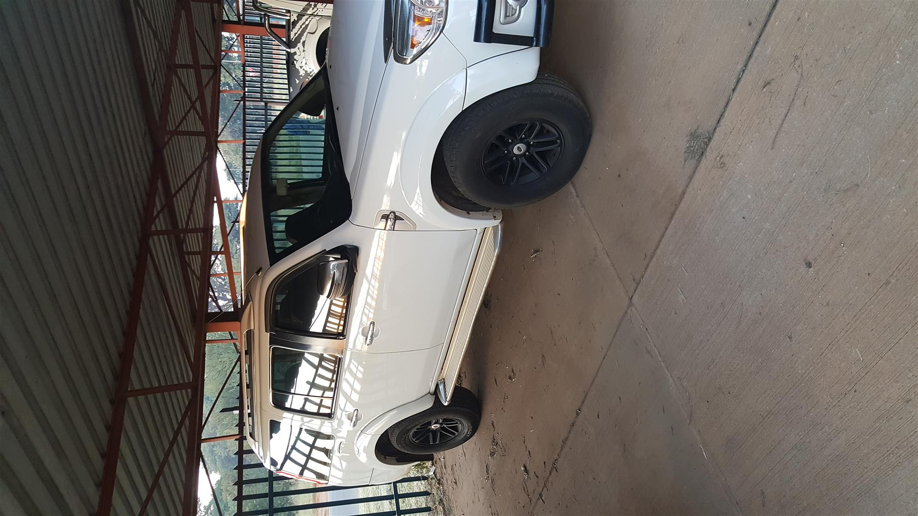 2010 Ford Everest 3.0TDCi 4x4 XLT