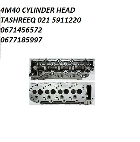 Engine Parts Cylinder Heads