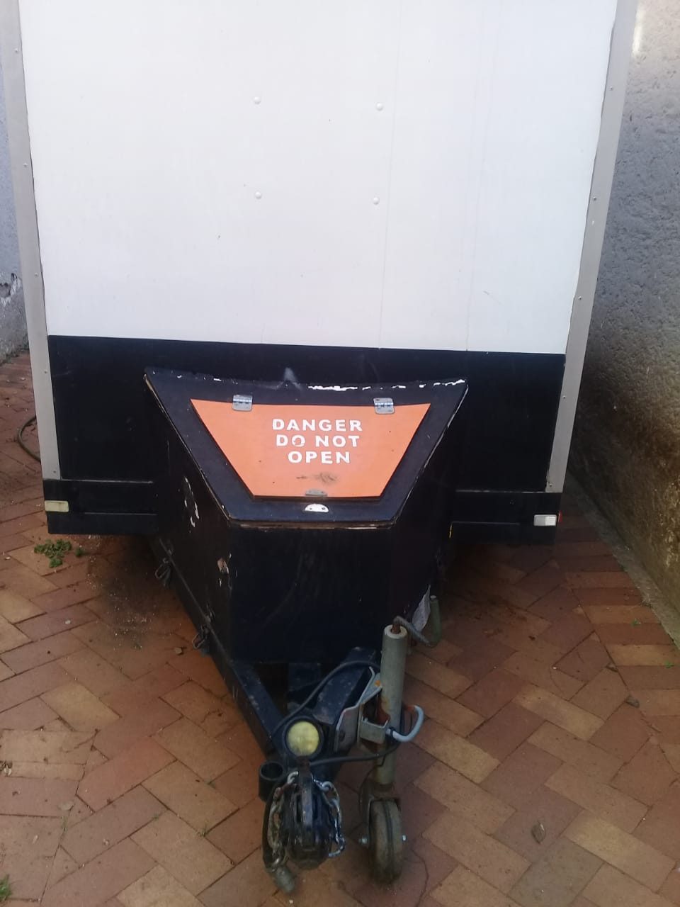 Wheelie Refuse Bin Cleaning System for sale