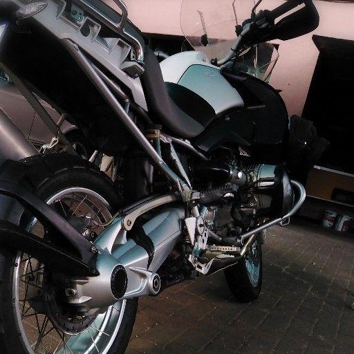 2007 BMW R1200 GS Adventure FL