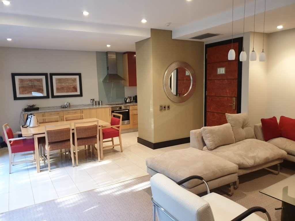 Apartment Rental Monthly in Sandton Cbd