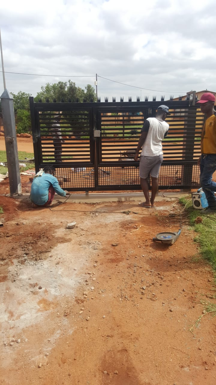 Hyena Steel Works