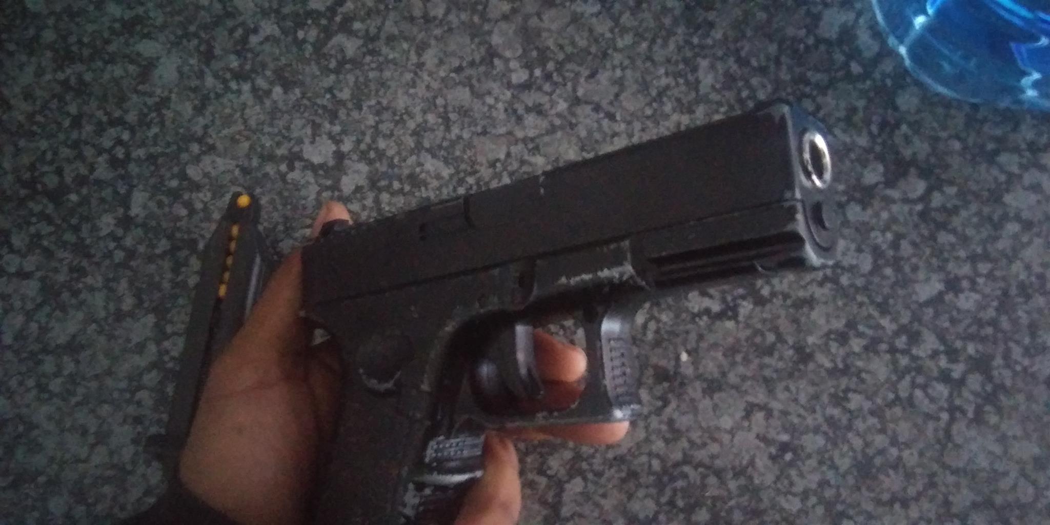 AIRSOFT SPRING GUN