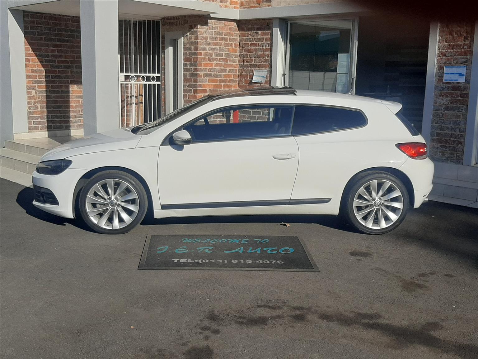 VW Sicrocco 2.0Tsi DSG