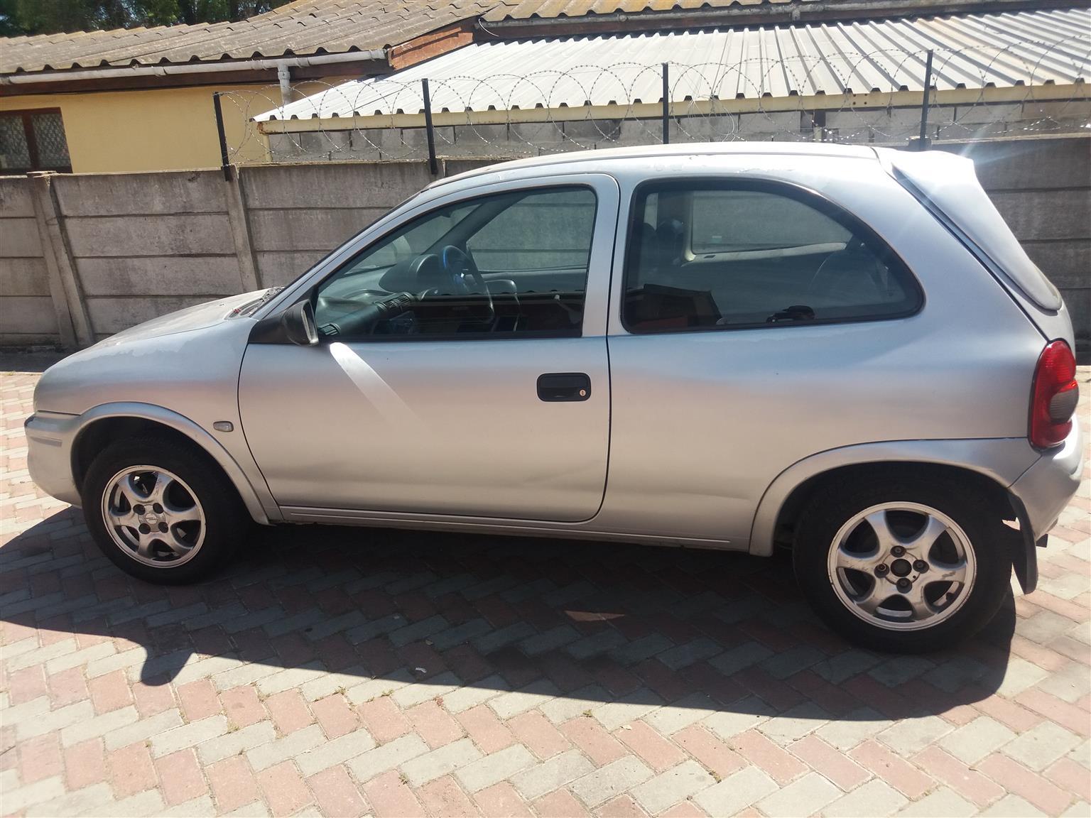 2005 Opel Corsa 1.4 Colour Edition