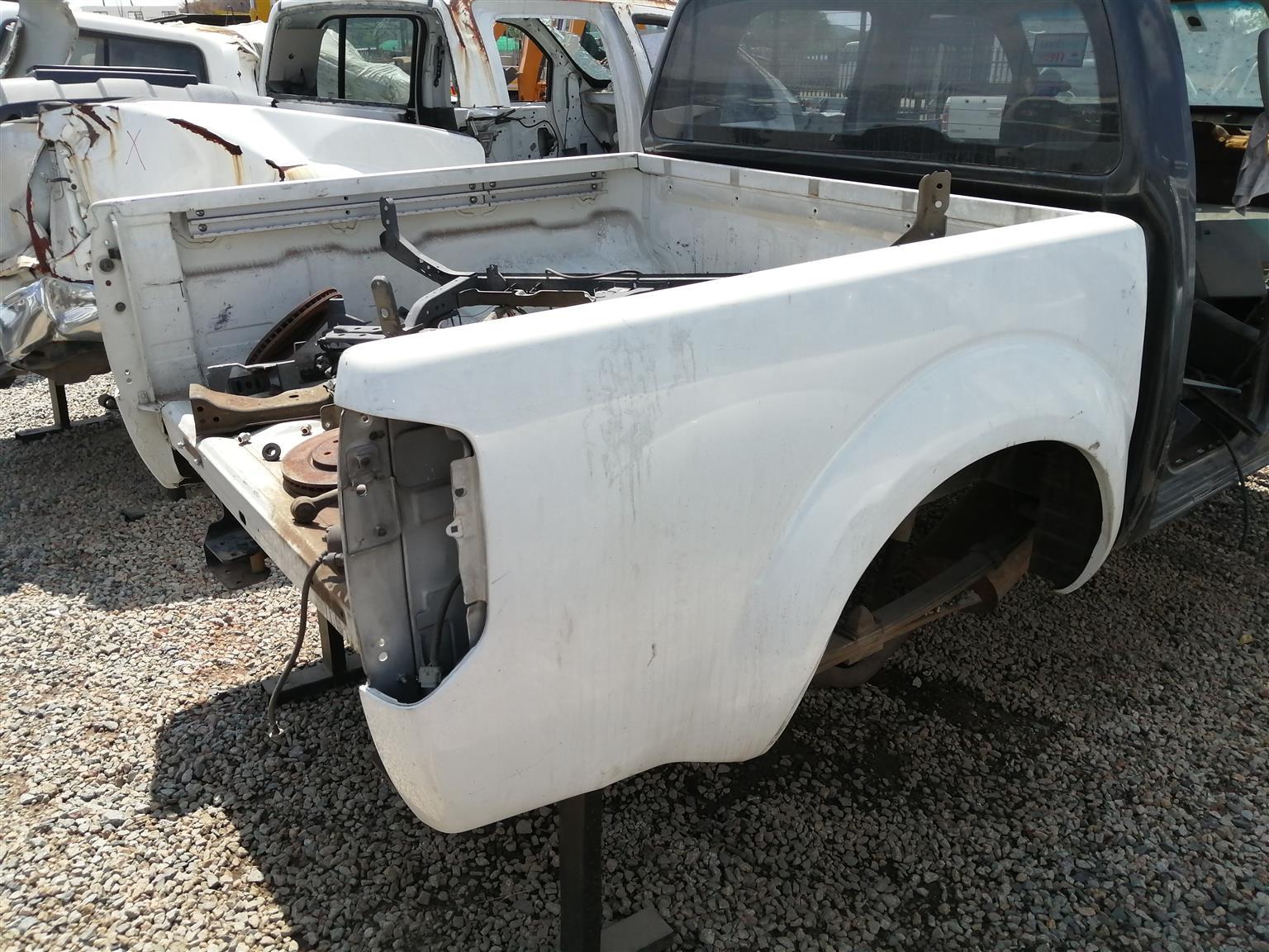 Nissan Navara Load Bin
