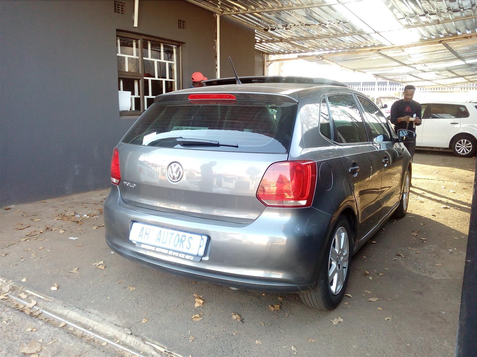 2013 VW Polo 1.4 Comfortline
