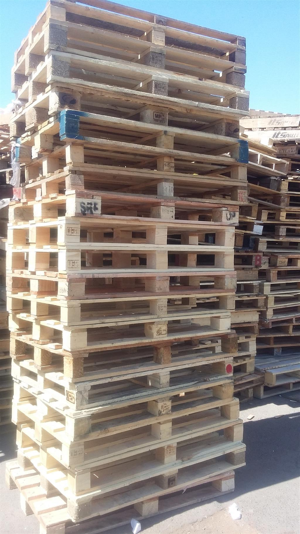 cheap and affordable pallets we sell brand new and refurbish