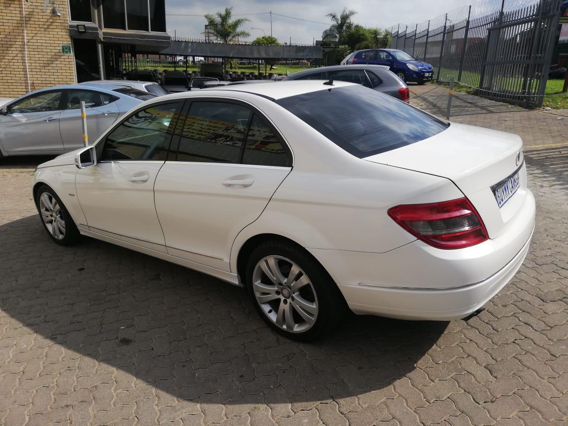 2009 Mercedes Benz 180C