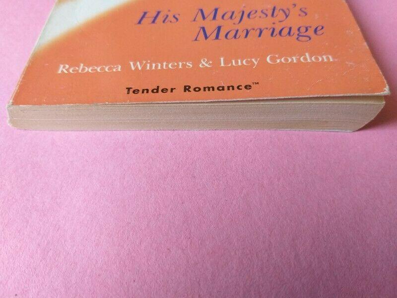Mills & Boon - Rebecca Winters - Lucy Gordon - REF: 4087.
