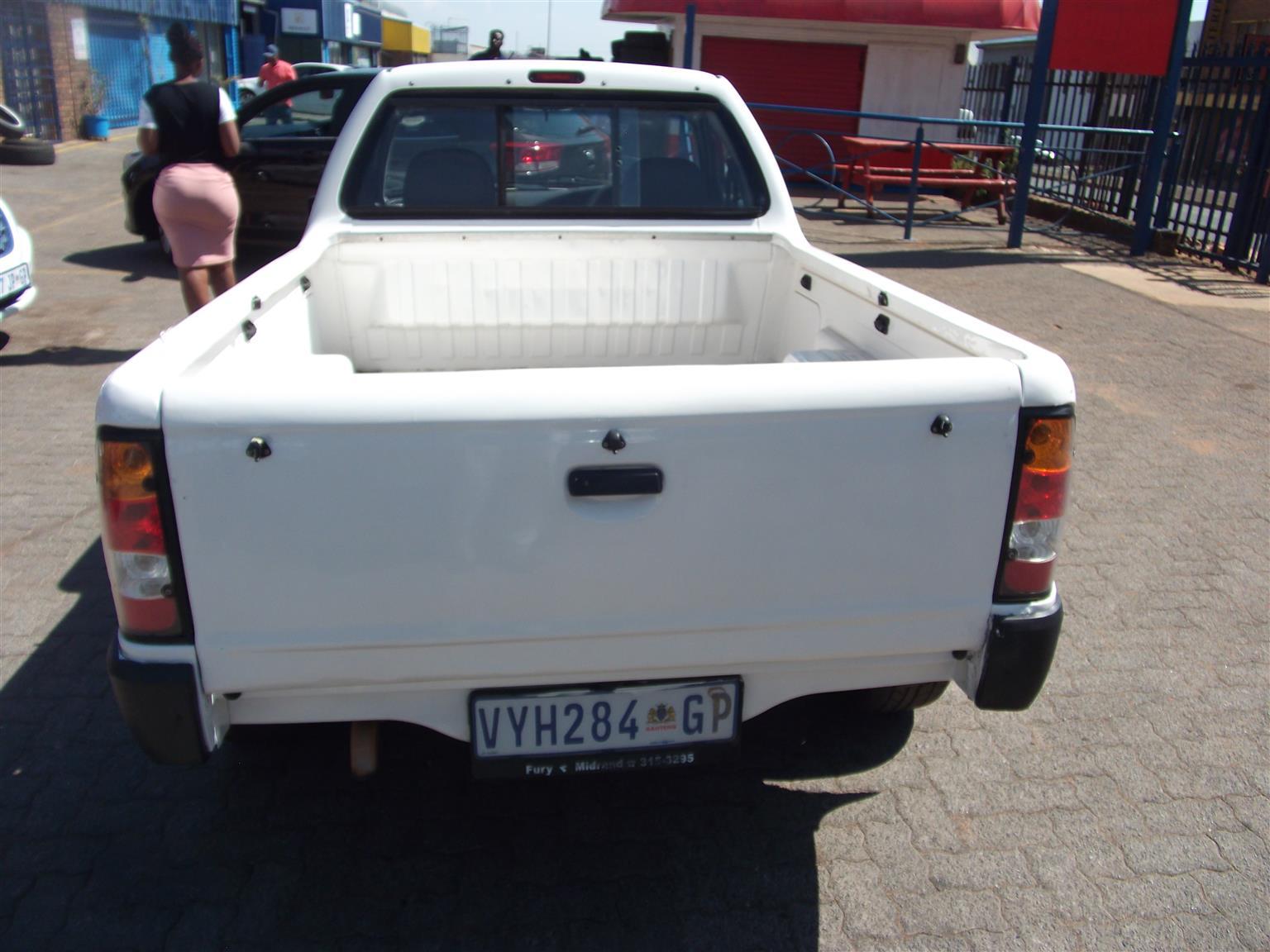 2007 Ford Bantam 1.3i